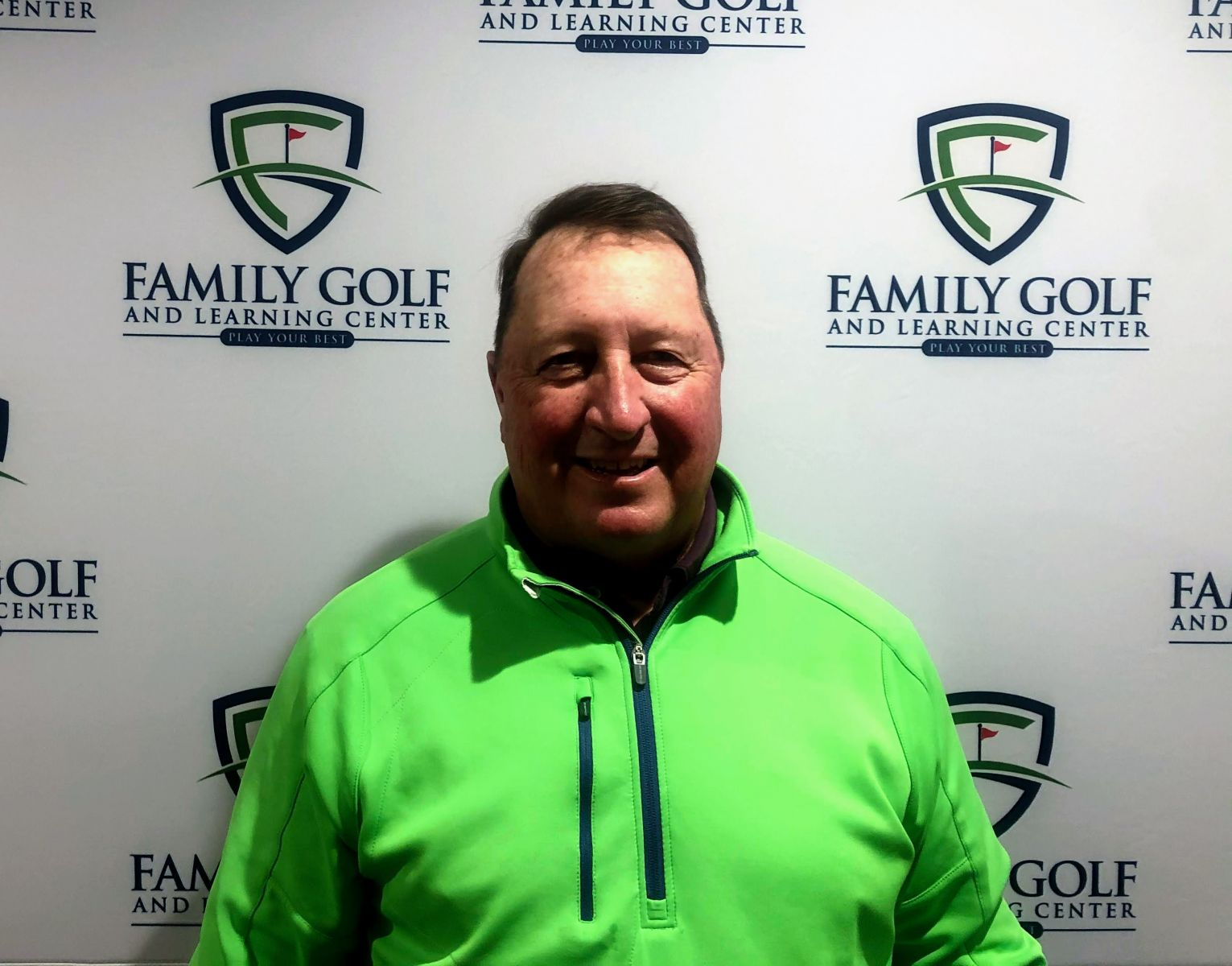Rob Sedorcek, teaching professional at Family Golf & Learning Center in St. Louis
