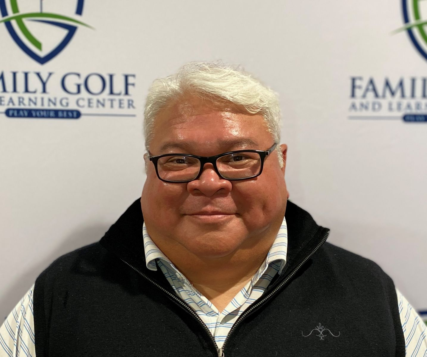 RJ Villafuerte, teaching professional at Family Golf & Learning Center in St. Louis