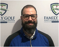 JR Remspecher, teaching professional at Family Golf & Learning Center in St. Louis